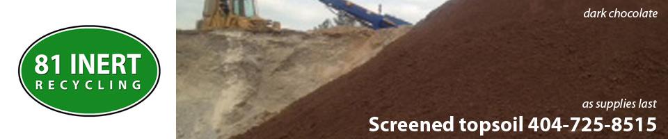 Atlanta Topsoil 404-725-8515 Topsoil